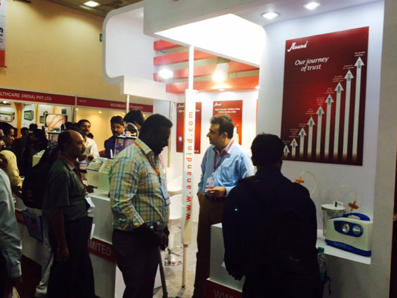 Anand Medicaids Stall, Medicall
