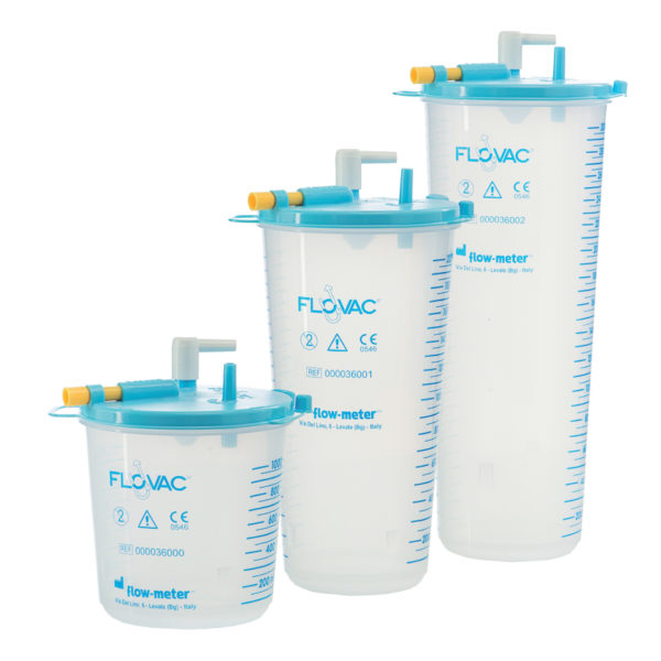 Disposable Canisters Suction Unit
