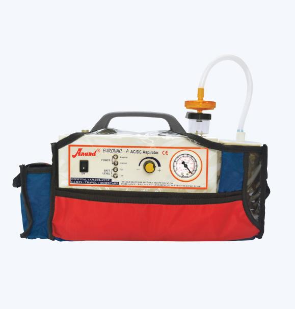 EUROVAC A Suction Machine