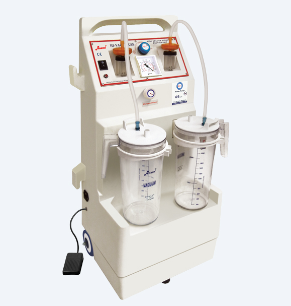 HI Vac Pluss 60 Ltr Suction Unit Machine