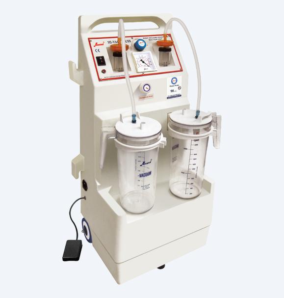 HI Vac Pluss 90 Ltr Suction Unit Machine