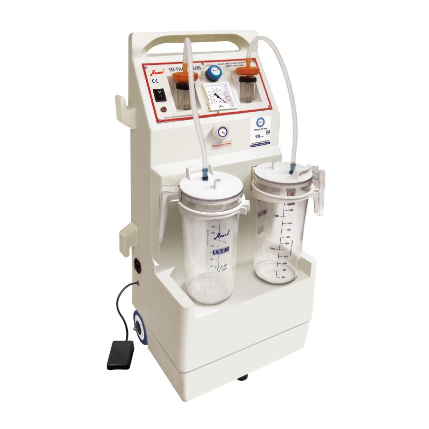 HI Vac Pluss 90 Ltr Suction Unit