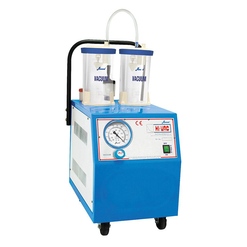 HI-Vac MS Suction Unit