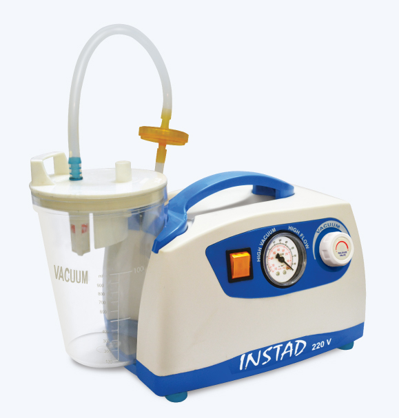 Instad AC Suction Unit Machine