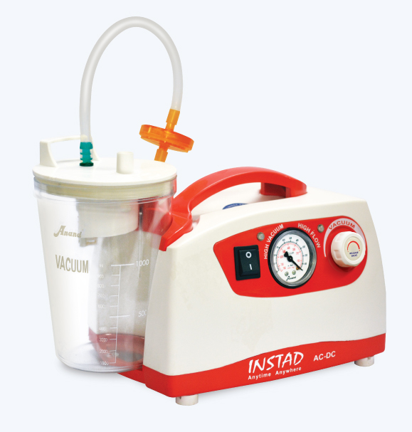 Instad DC Suction Machine