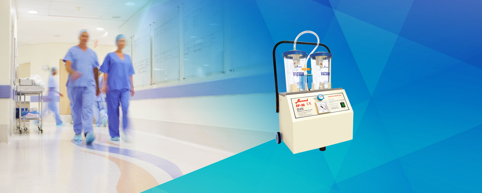 Electric Suction Banner